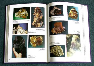 "Inside the book ""The Valzergues Fluorite Mine"""
