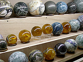 Collection de spheres