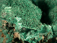 """ Malachited"" malachite"